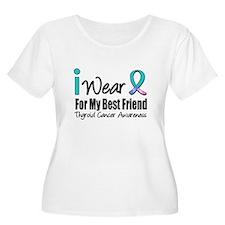 Thyroid Cancer (BF) T-Shirt