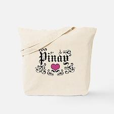 Pinay Tote Bag