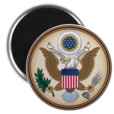 Presidents Seal Magnet