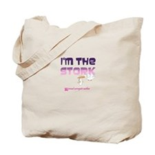 I'm the Stork Tote Bag