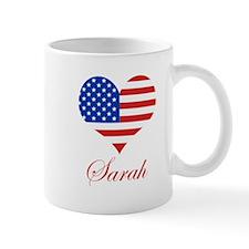 American Sarah Mug
