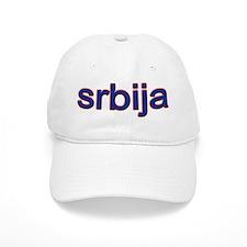 Unique Serbian flag Baseball Cap