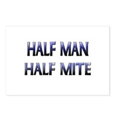 Half Man Half Mite Postcards (Package of 8)