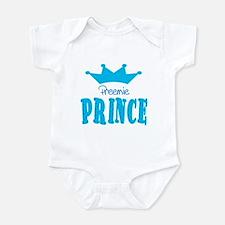 Preemie Prince Baby Toddler Infant Bodysuit