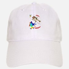 Aim Higher Baseball Baseball Cap