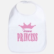 Preemie Princess Baby Infant Toddler Bib
