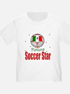 Future Soccer Star Mexico T