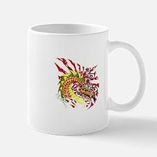 Mythical Fire Dragon Mug