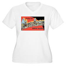 Aberdeen South Dakota (Front) T-Shirt