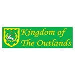 Outlands Bumper Sticker (10 pk)