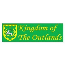 Outlands Bumper Bumper Sticker
