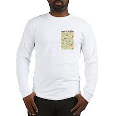 Spanish Brainstorming Long Sleeve T-Shirt