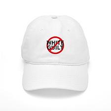 Anti Obama - No White Guilt Baseball Cap