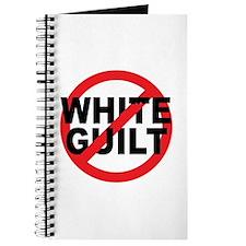 Anti Obama - No White Guilt Journal