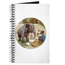 R0OSEVELT BEARS ELEPHANT PICNIC Journal