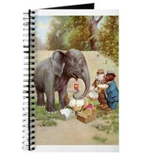 ROOSEVELT BEARS PICNIC WITH AN ELEPHANT Journal