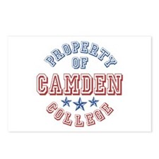 Camden College Property Of Postcards (Package of 8