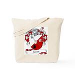 Elles Family Crest Tote Bag