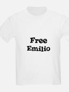 Free Emilio Kids T-Shirt