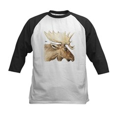 Moose Antler Head Tee