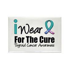 TCA (For The Cure) Rectangle Magnet