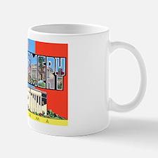 Montgomery Alabama Greetings Mug
