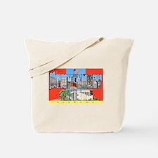 Montgomery Alabama Greetings Tote Bag