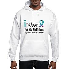 Thyroid Cancer (Girlfriend) Hoodie