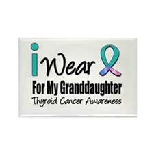 TCA (Granddaughter) Rectangle Magnet