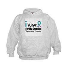 Thyroid Cancer (Grandpa) Hoodie