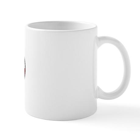 Czech Republic Euro Oval Mug