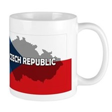 Czech Republic Flag Extra Mug