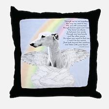 Greyhound Rainbow Pillow