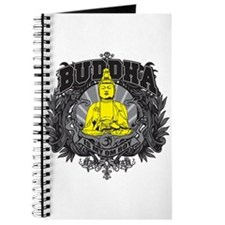 Buddha Is My Om Boy Journal