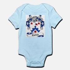 Ewing Family Crest Infant Creeper