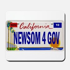 Gavin Newsom for Governor of Mousepad