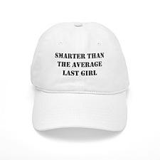 Average Last Girl Baseball Cap