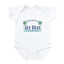 Key West Happy Place - Infant Bodysuit