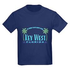 Key West Happy Place - T