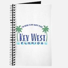 Key West Happy Place - Journal