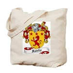 Fairlie Family Crest Tote Bag