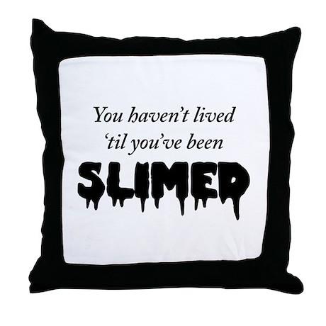 GLMR Wear Throw Pillow