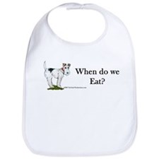 Wire Fox Terrier Bib