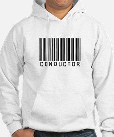 Conductor Barcode Hoodie