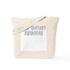 Evil mutant producer Tote Bag