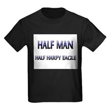 Half Man Half Harpy Eagle T
