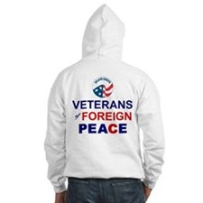 Veterans of Foreign Peace Hoodie