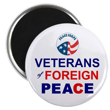 Veterans of Foreign Peace Magnet