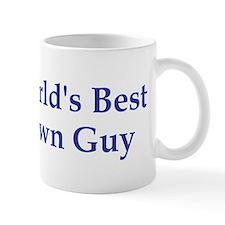World's Best Lawn Guy Mug