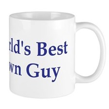 World's Best Lawn Guy Mug
